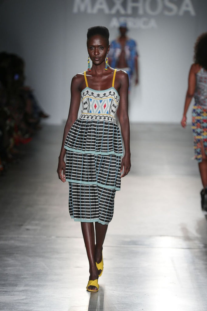 MaXhosa Spring Summer 2020 at NYFW