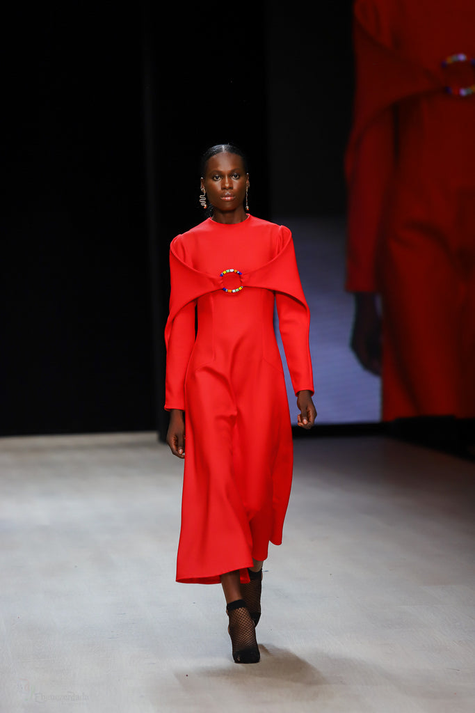 MmusoMaxwell Fall/Winter 2019 Arise Fashion Week