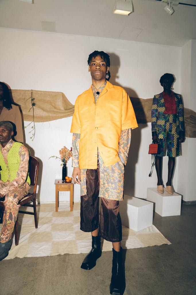 Orange Culture Autumn/Winter 2020 Collection