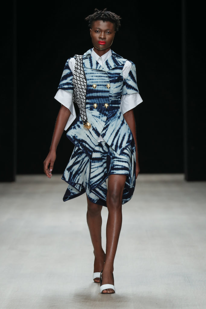 Loza Maléombho Fall/Winter 2019 Arise Fashion Week