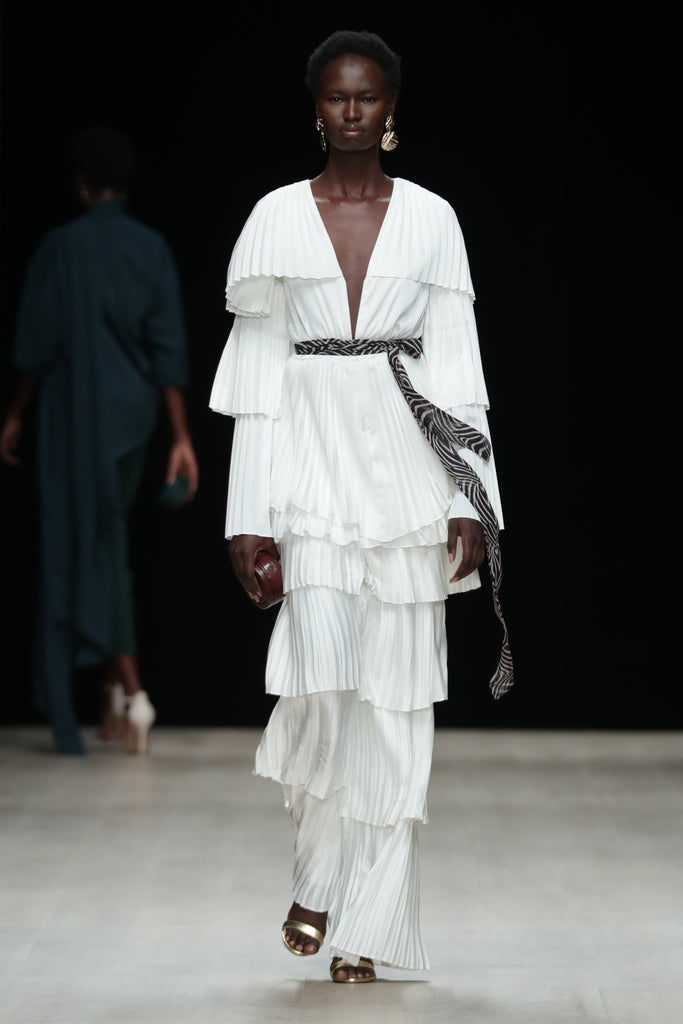 Andrea Iyamah Spring/Summer 2019 Arise Fashion Week