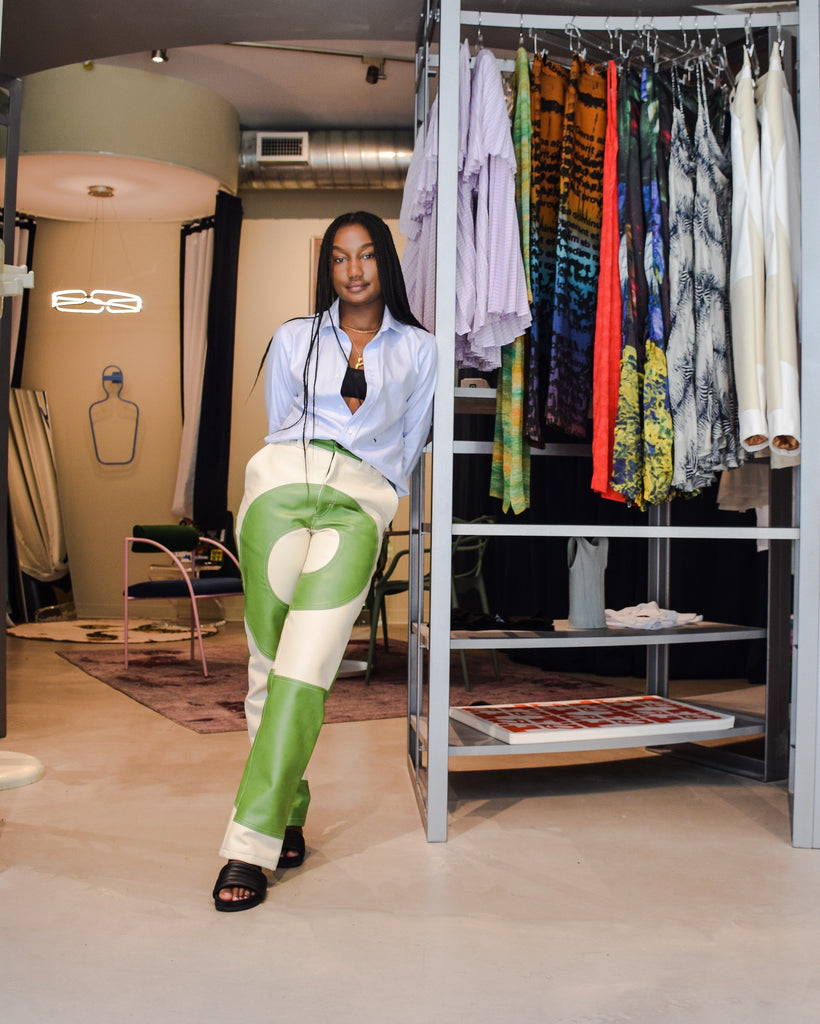 Our Folklore: Telsha Anderson, T.A. boutique, New York City
