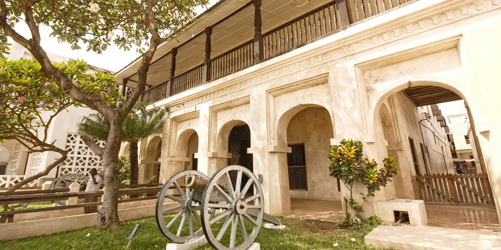 Lamu Fort Museum in Kenya