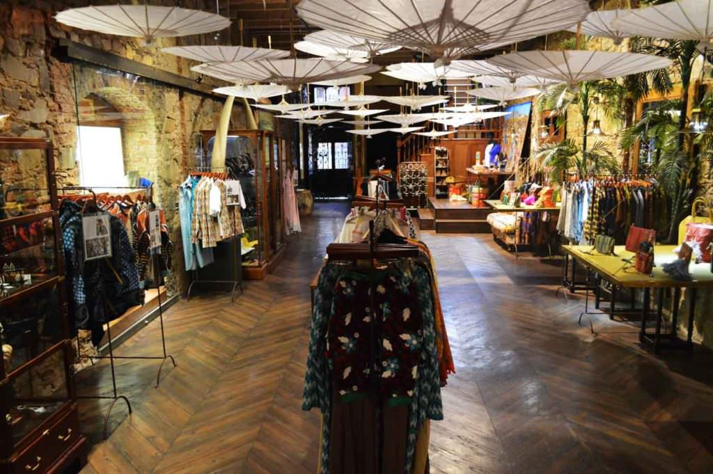 Merchants On Long Cape Town South Africa Fashion Retail Store