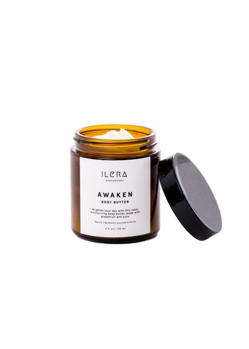 Ilera Awaken Moisturizing Body Butter