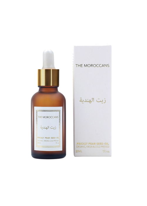 The Moroccans Prickly Pear Natural Seed Oil