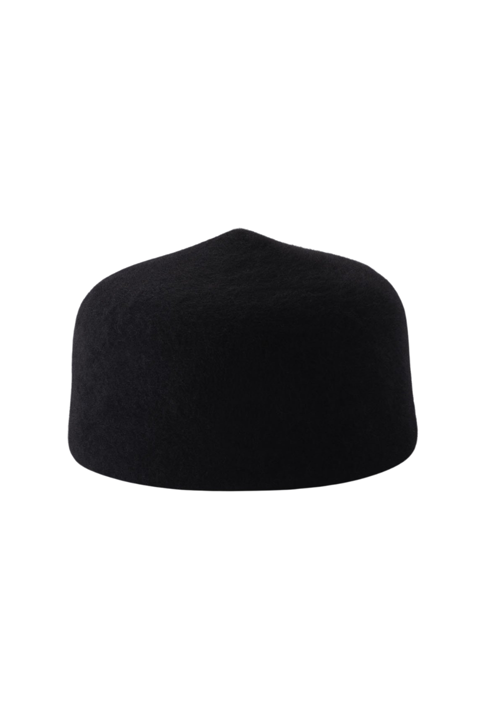 Simon and Mary Black Classic Fez Hat