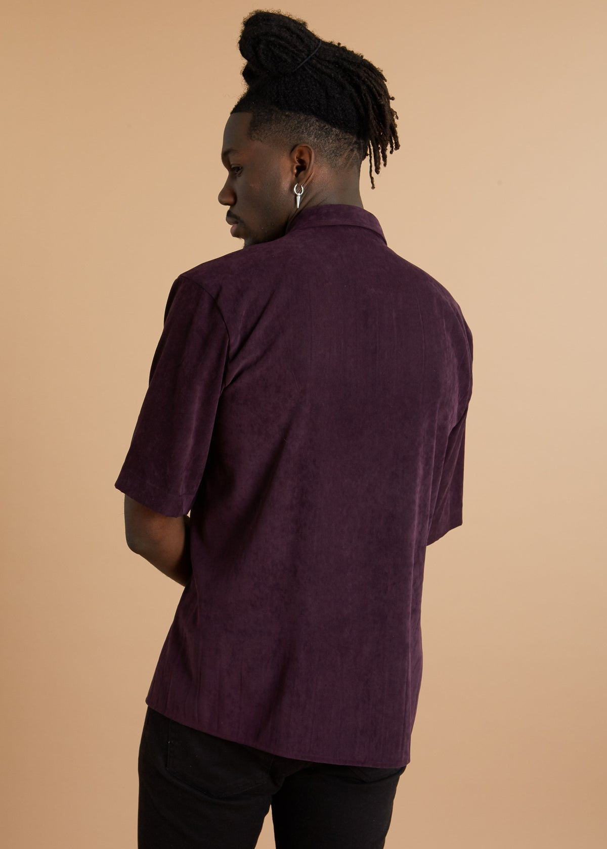 Purple Safari Top