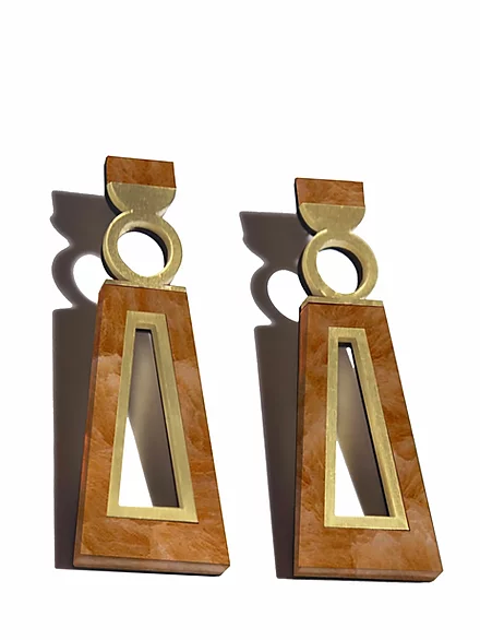 Candia Navi Earrings