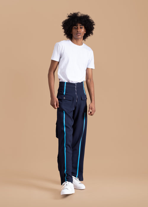 Pathway Exposed Zip Pants