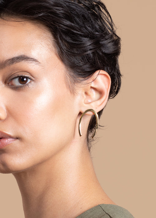 Medium Arch Earrings