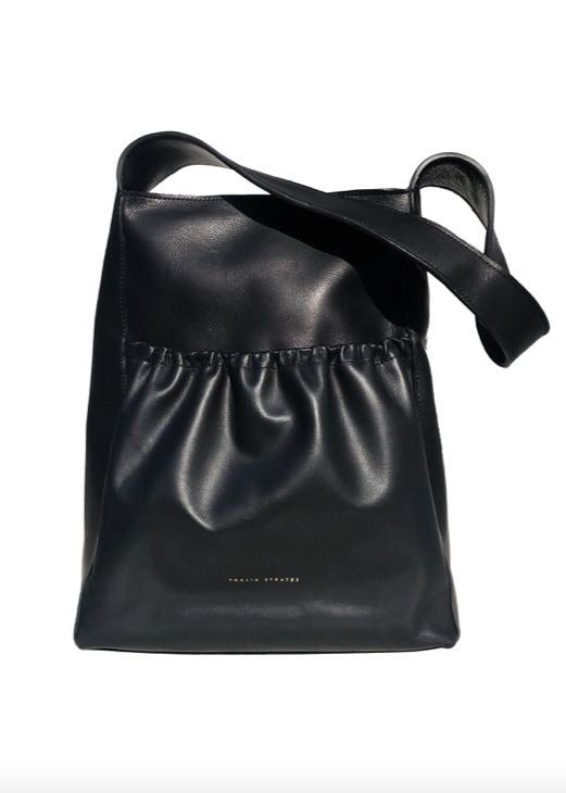 Thalia Strates Brown Leather Bag