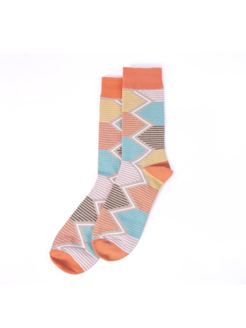 MaXhosa printed cotton socks