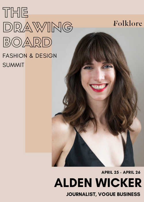 Alden Wicker | Solutions to Fashion's Sustainability Problem | The Drawing Board 2020
