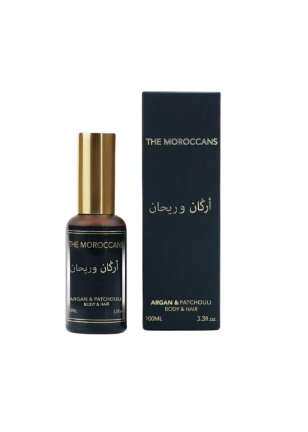 The Moroccans Argan & Patchouli