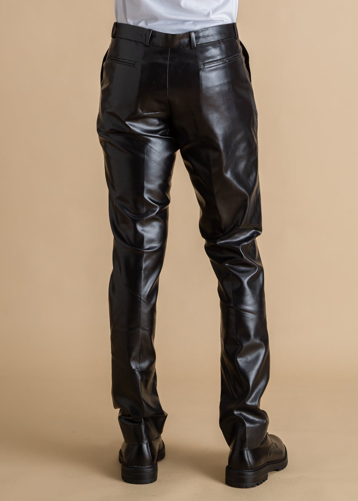 Tokyo James patent leather pants