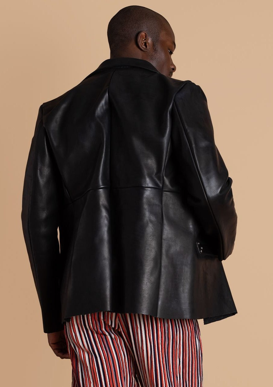 Black Tokyo James Leather Jacket