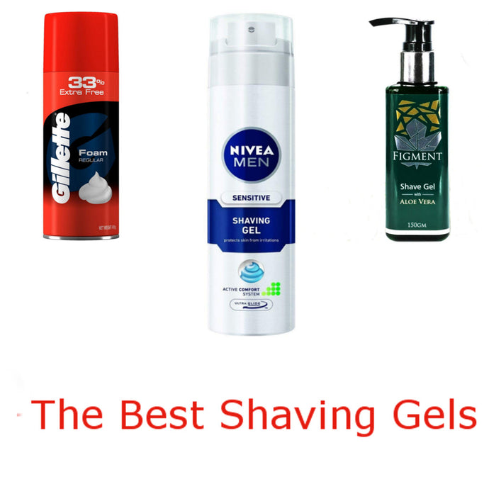 Top 6 Best Shaving Gels In India