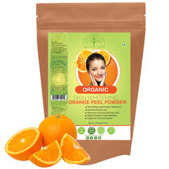 Hollywood Secrets Orange Peel Powder