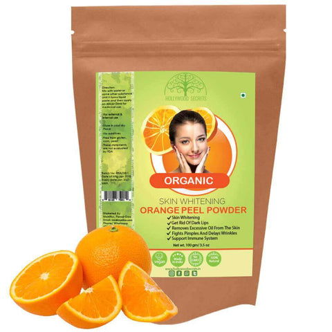 BUY Hollywood Secrets Orange Peel Powder