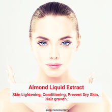 Load image into Gallery viewer, Pure Almond Liquid Extract 100ml.