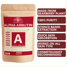 Load image into Gallery viewer, Pure Alpha Arbutin Powder 50gm