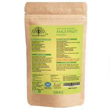 Load image into Gallery viewer, Organic Amla Vera Powder India Gooseberry (100 Gms)