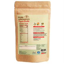 Load image into Gallery viewer, Natural Raw Arrowroot Powder 100Gms