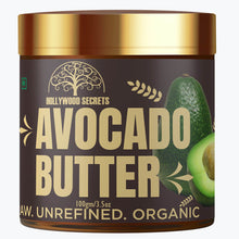 Load image into Gallery viewer, Hollywood Secrets Raw Unrefined Avocado Butter