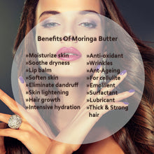 Load image into Gallery viewer, Raw Moringa Body Skin Butter (100Gms)