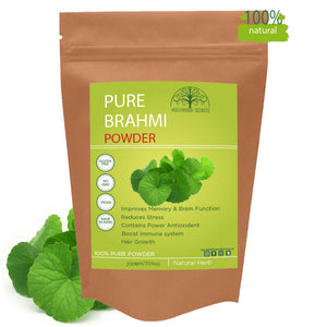 Hollywood Secrets Brahmi Powder