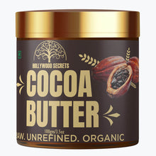 Load image into Gallery viewer, Hollywood Secrets Raw Unrefined Cocoa Butter