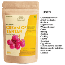 Load image into Gallery viewer, Pure Cream Of Tartar Powder (200 Gms)