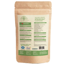 Load image into Gallery viewer, Pure Epsom Eucalyptus Salt Bath (500Gms)