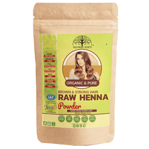 Organic Raw Henna Powder (100 Gms)