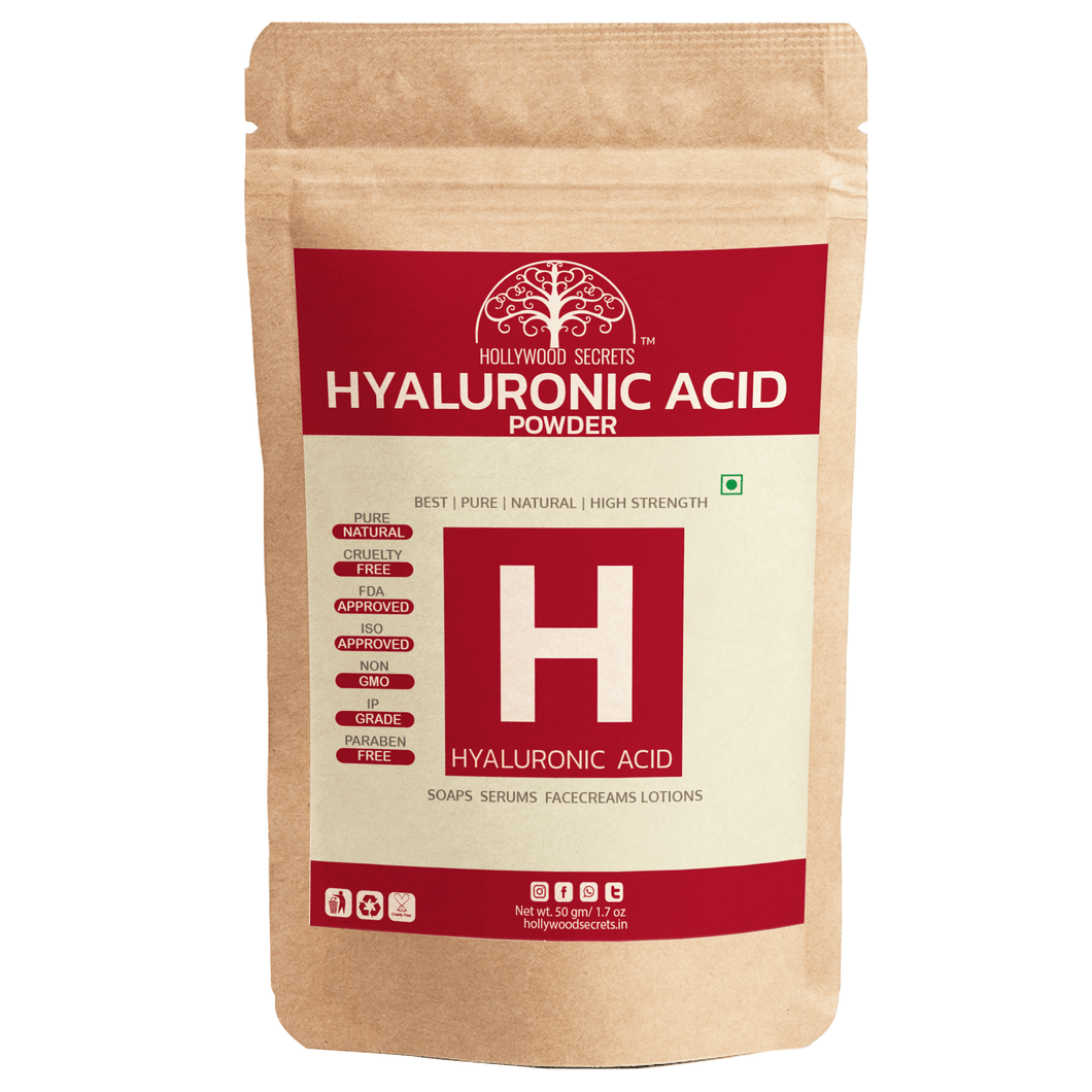 Hollywood Secrets Hyaluronic Acid Powder