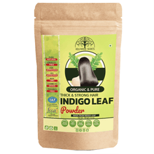 Load image into Gallery viewer, Hollywood Secrets Pure Indigo Leaf Powder