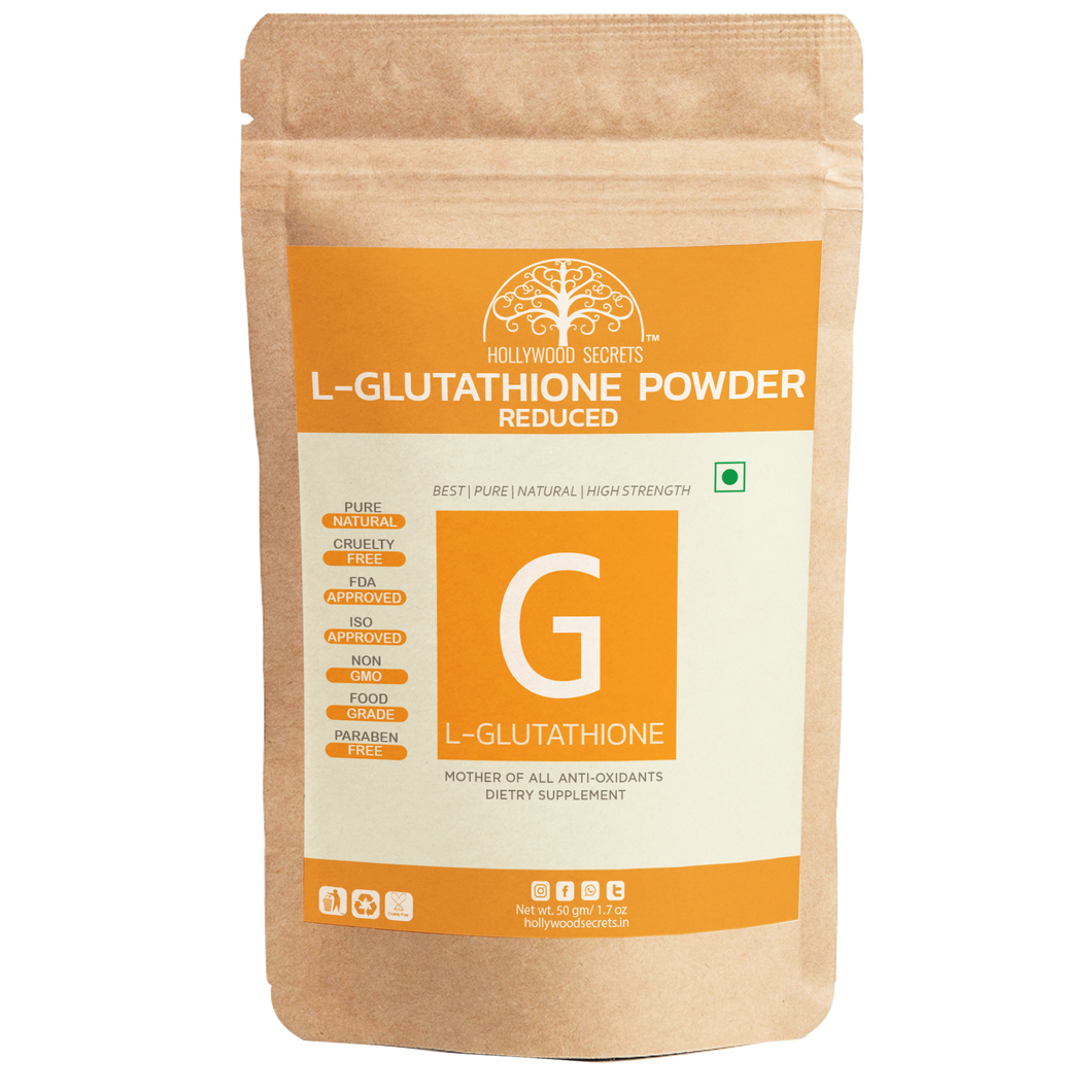 Hollywood Secrets L-Glutathione Powder Reduced