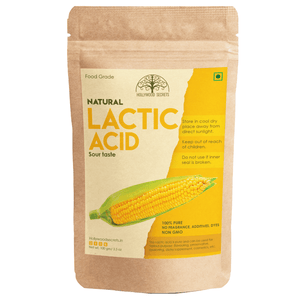Pure Lactic Acid Powder (100 Gms)