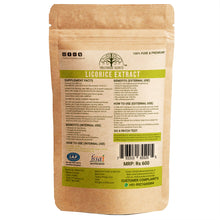Load image into Gallery viewer, Pure Licorice Mulethi Extract Powder 50gm