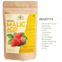Load image into Gallery viewer, Pure Malic Acid Powder (200 Gms)