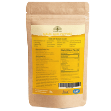 Pure Malic Acid Powder (200 Gms)