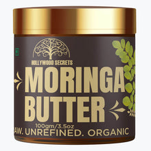Load image into Gallery viewer, Hollywood Secrets Raw Unrefined Moringa Butter