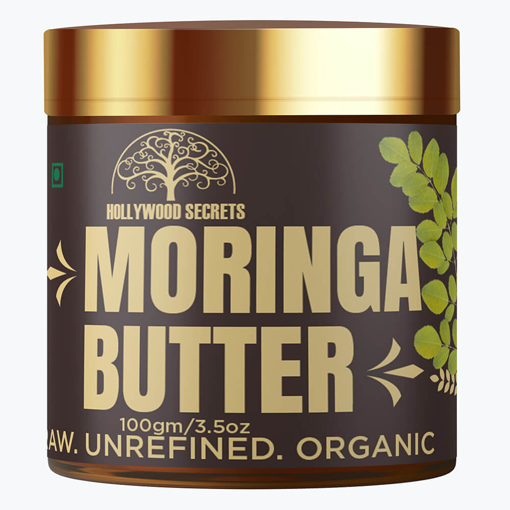 Hollywood Secrets Raw Unrefined Moringa Butter