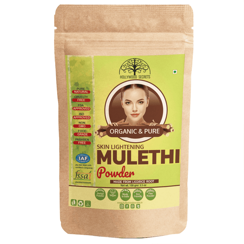 Hollywood Secrets Mulethi licorice Powder