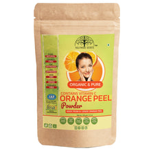 Load image into Gallery viewer, Pure Orange Peel Edible Powder Skin Whitening  (100 Gms) hollywoodsecrets