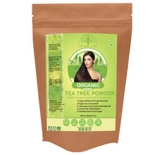 Hollywood Secrets 100% Pure Organic Antibacterial Tea Tree Powder For Face (100 Gms)