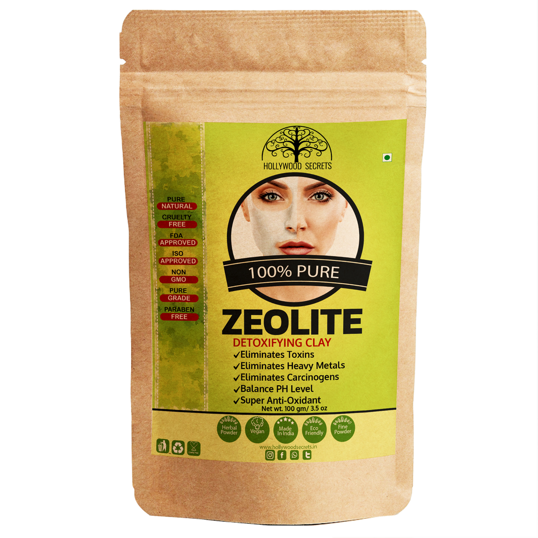 Pure Zeolite Clay Powder 100Gms