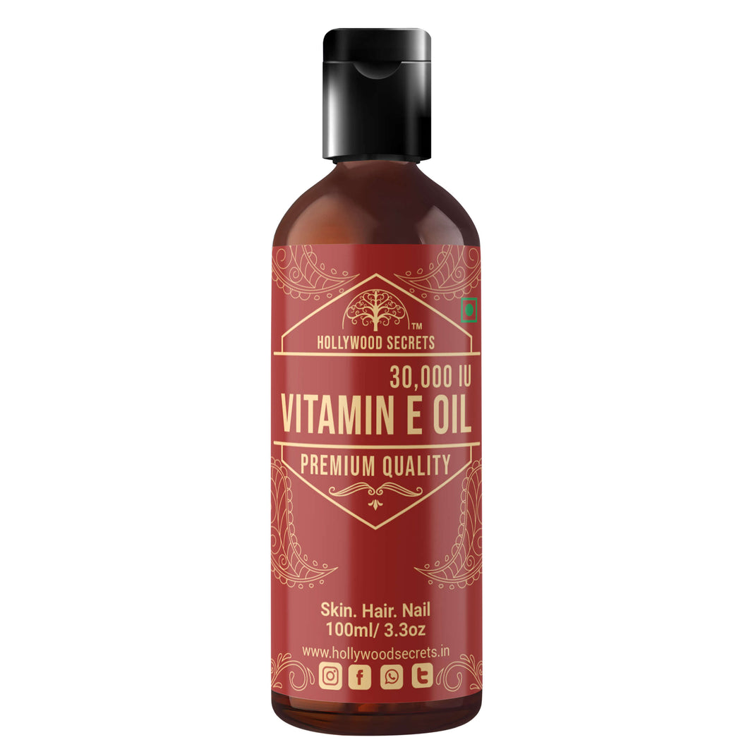 Hollywood Secrets Vitamin E Oil