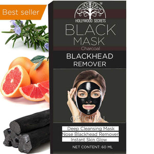 Hollywood Secrets Charcoal Peel off Mask